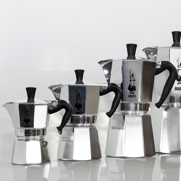 Bialetti Moka Express Bean There Coffee Company