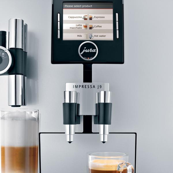 jura impressa j9 3 tft bean there coffee company. Black Bedroom Furniture Sets. Home Design Ideas