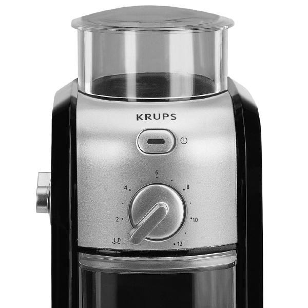 Krups Coffee Grinder ~ Krups burr grinder bean there coffee company