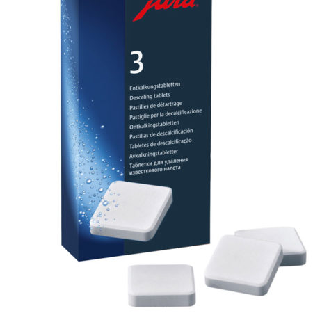Jura Descaling Tablets (3 per pack)